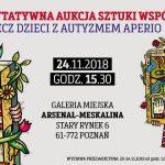 charytatywna aukcja sztuki aperio urszula kluz knopek galeria arsenal poznan