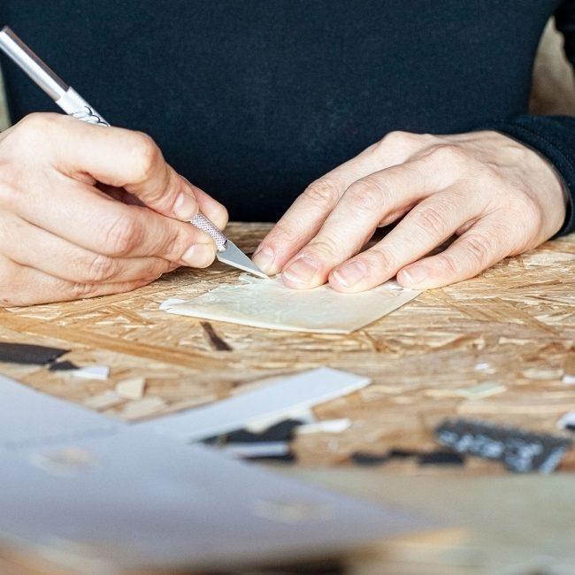 Dokumentacja przygotowania prac artystycznych