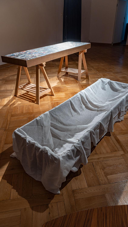 Malowana smierc - wystep na westiwalu nowe epifanie z małgorzata żerwe